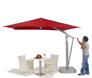 Toscana Side Arm Parasol - Customer support