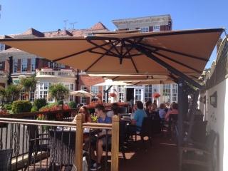 Side Arm Parasol Restaurant