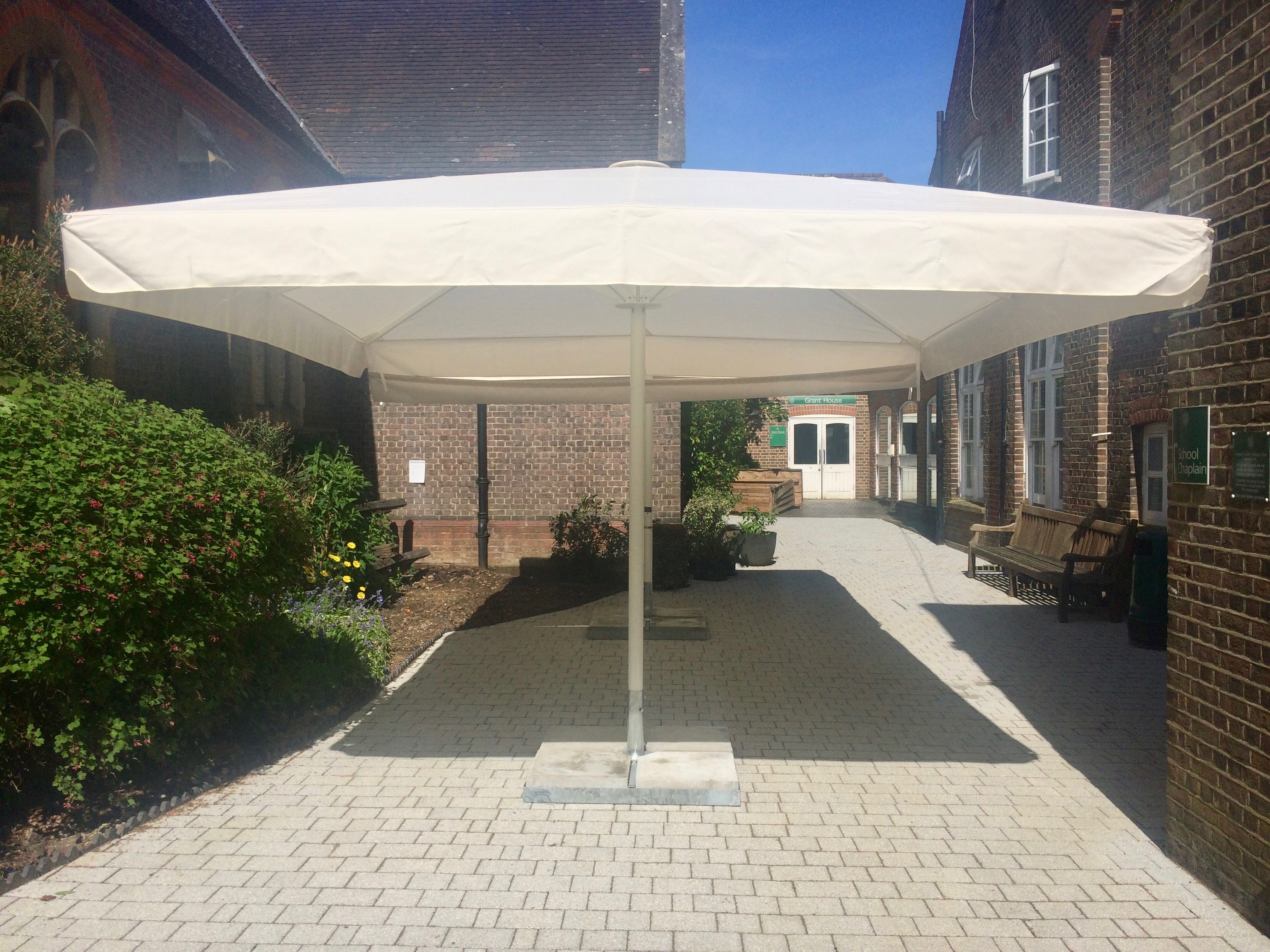 Big Umbrellas In Hertfordshire