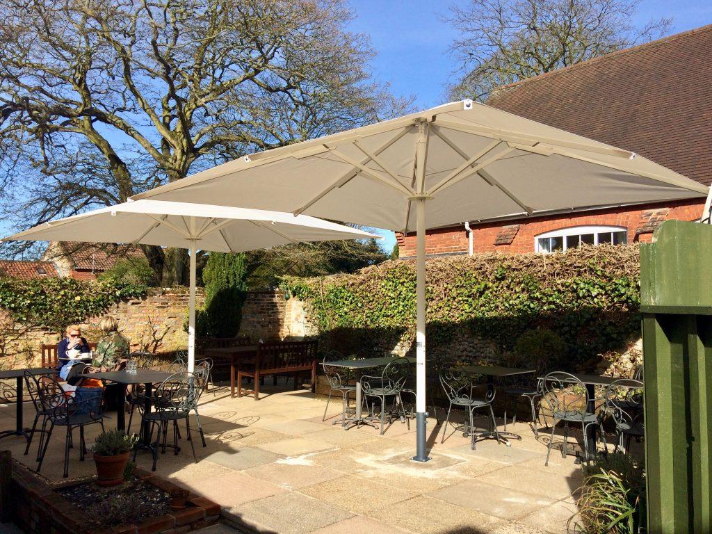 Garden Umbrellas For Cafe
