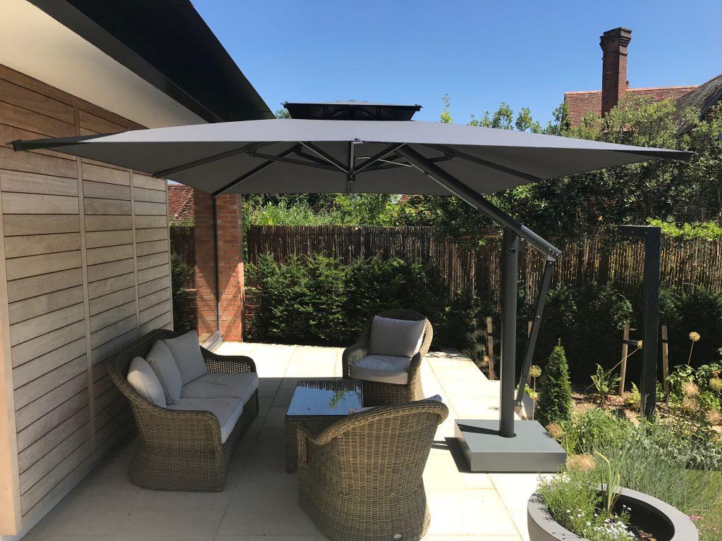 Poggesi Garden Umbrellas