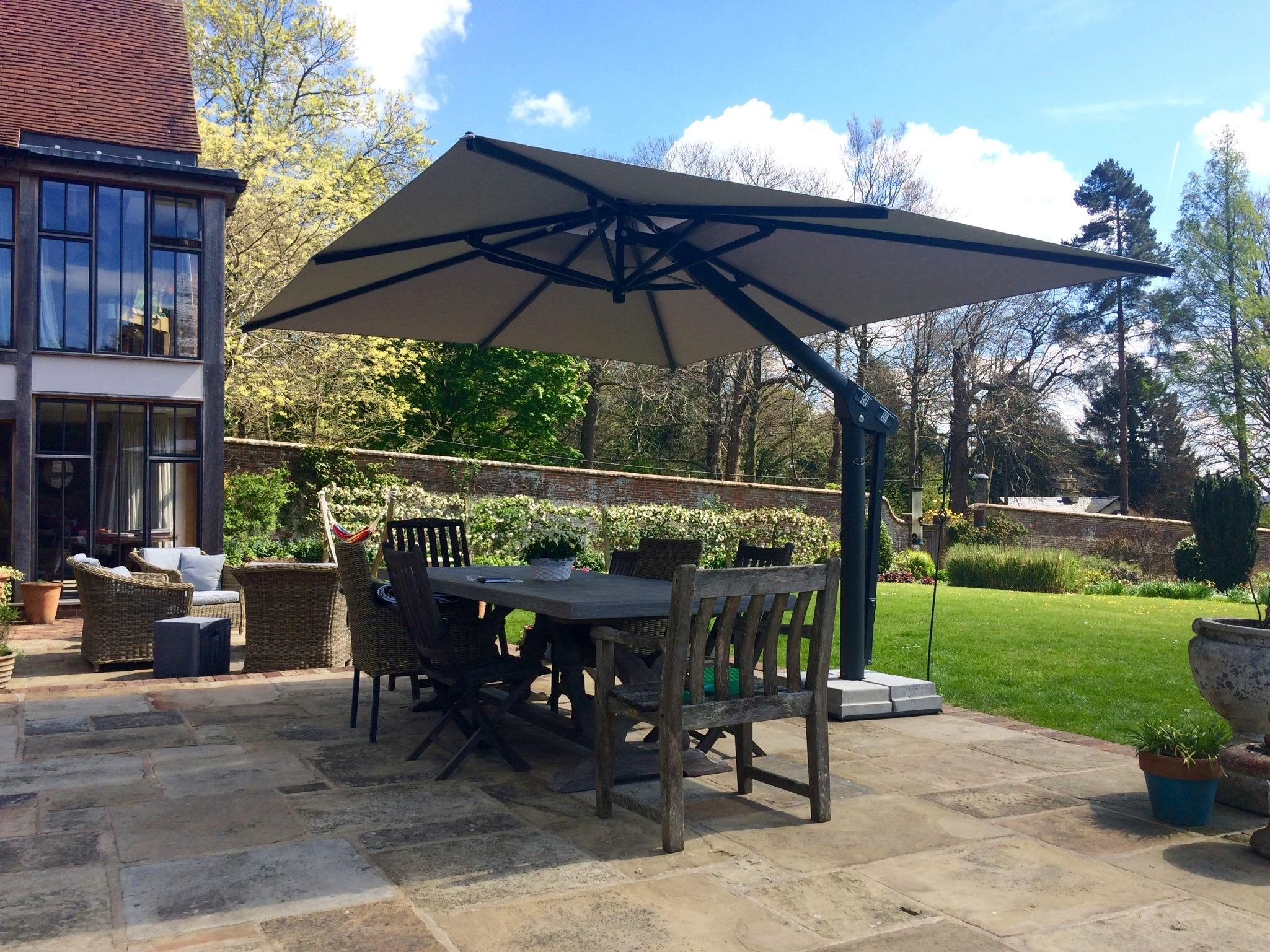 de8da87891 Large Garden Umbrellas & Parasols - Kent & Surrey