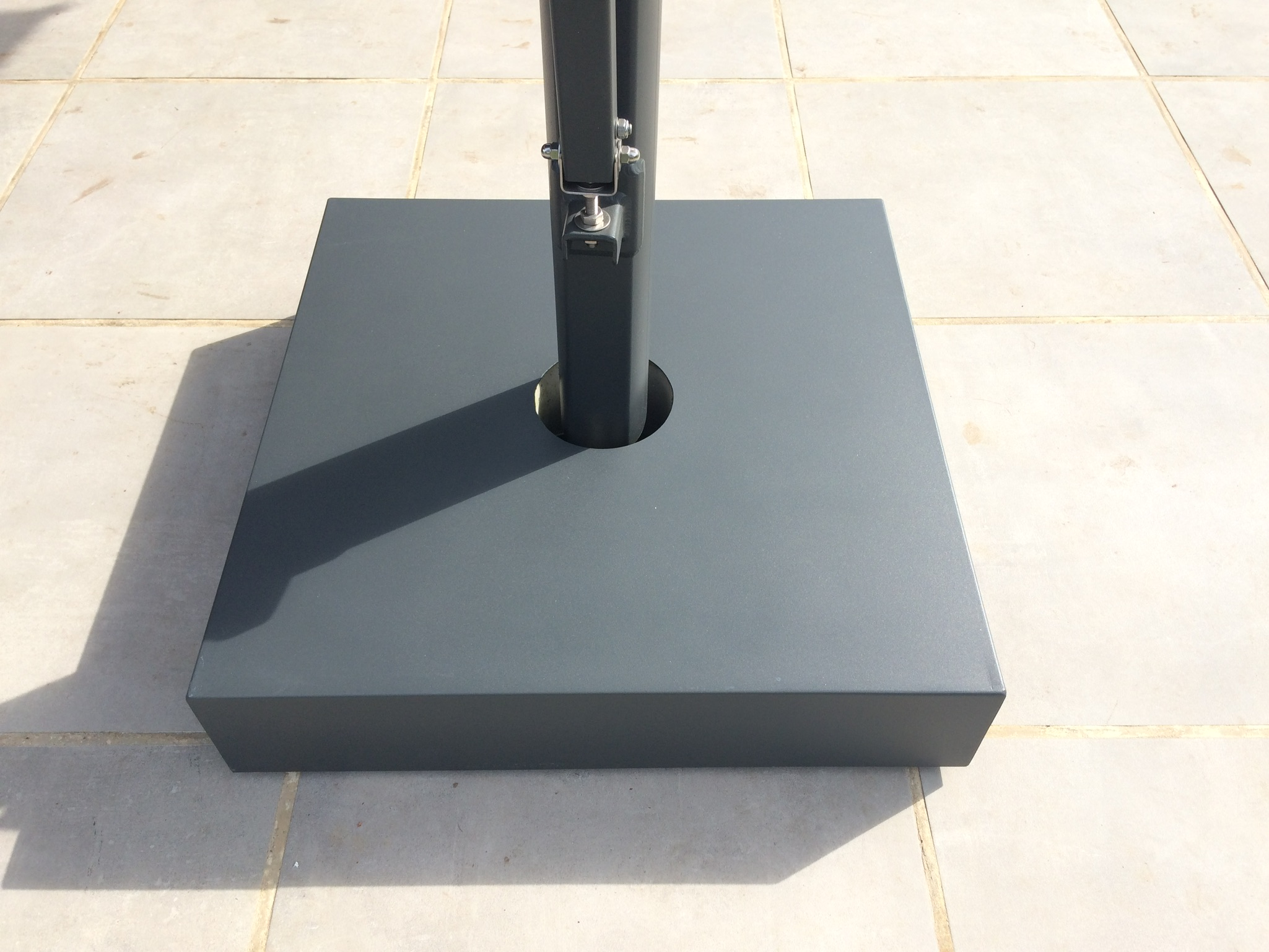 Poggesi Parasol Surface Base and Cover