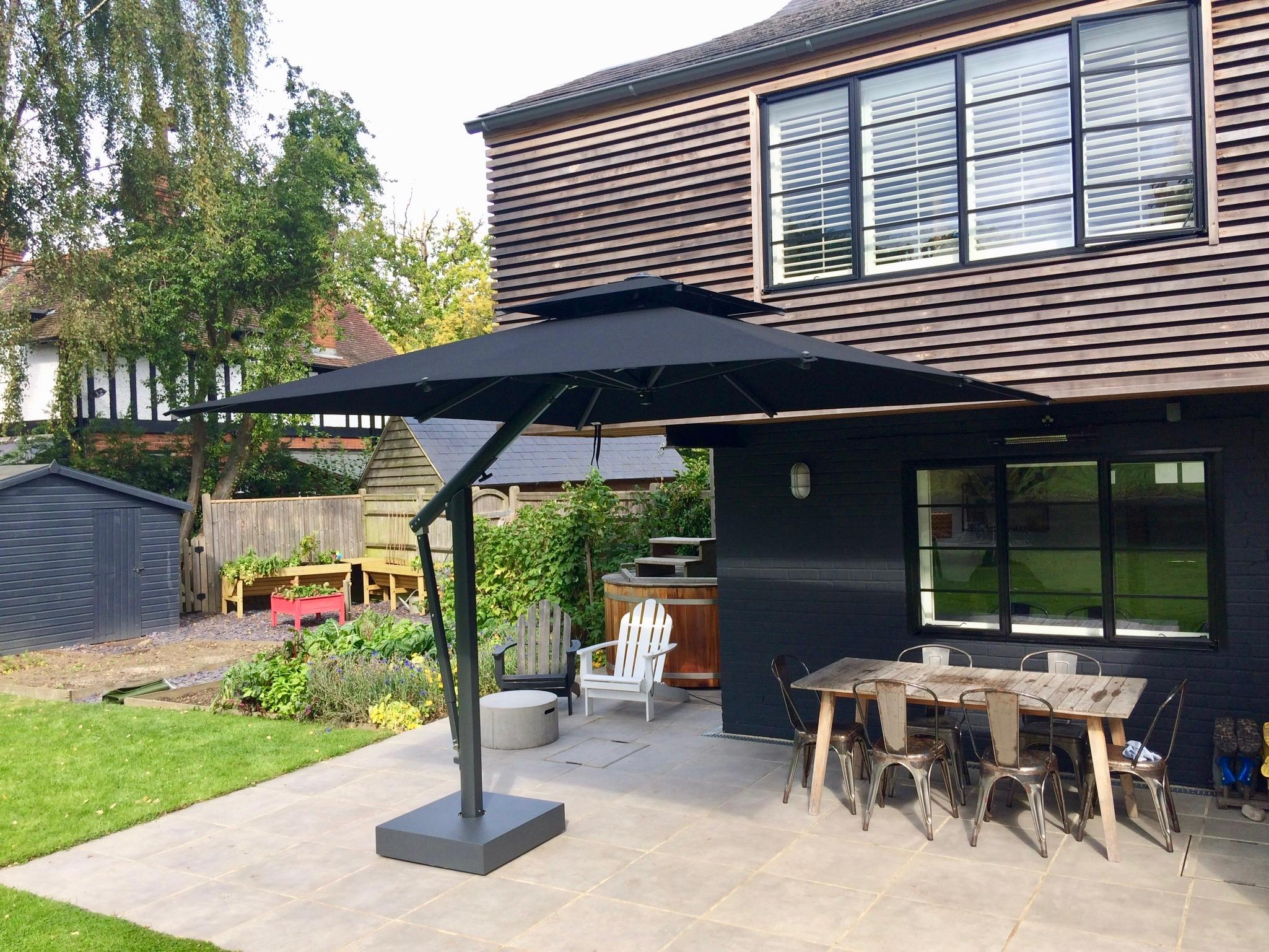 Toscana Garden Umbrella
