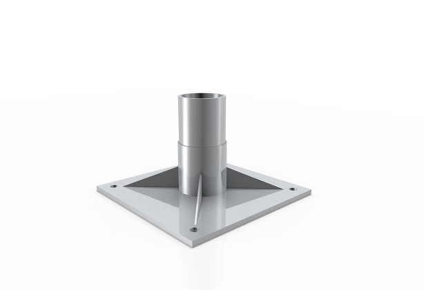 Poggesi Deckplate Base Solution