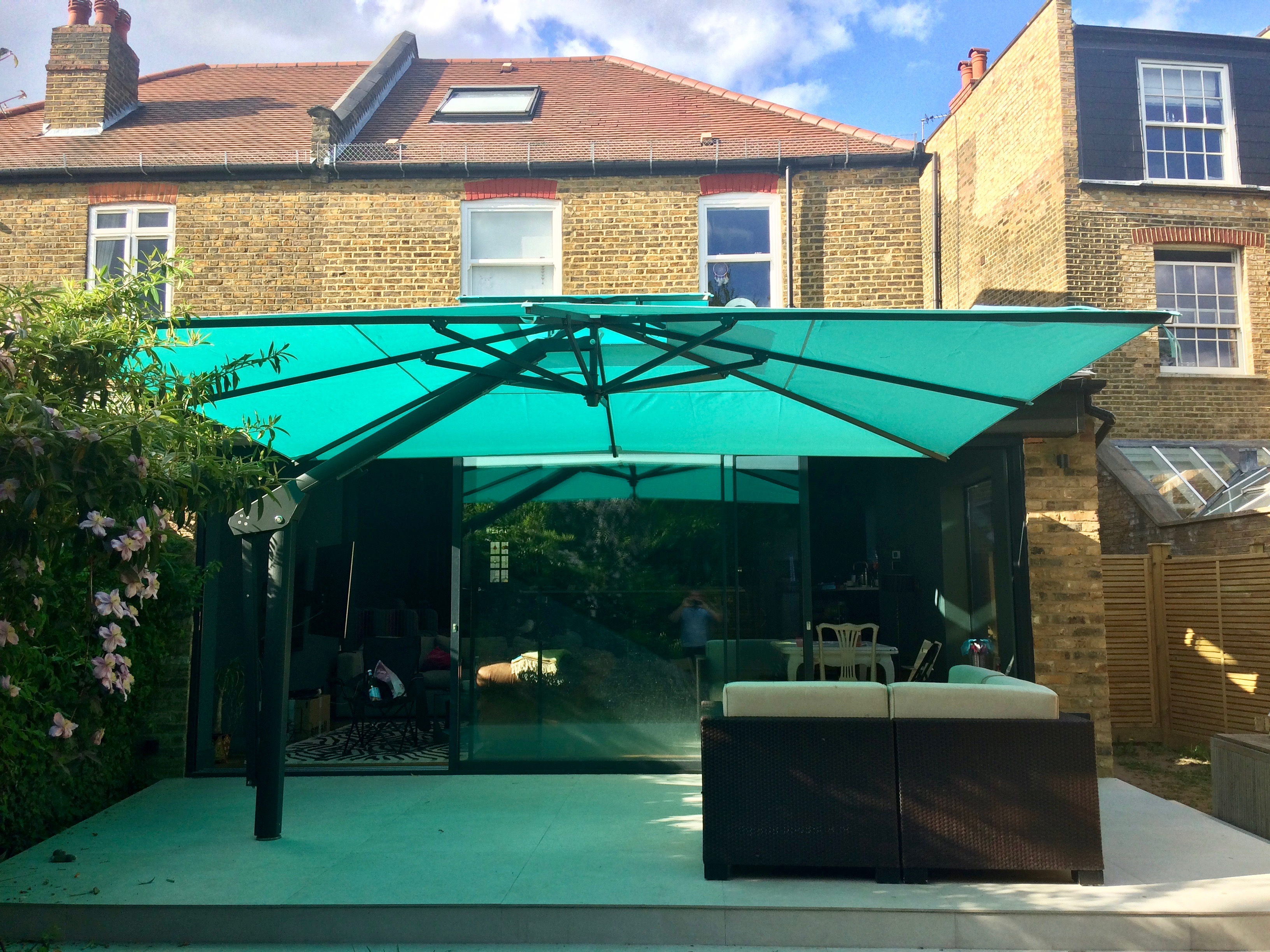 Large Garden Umbrella London