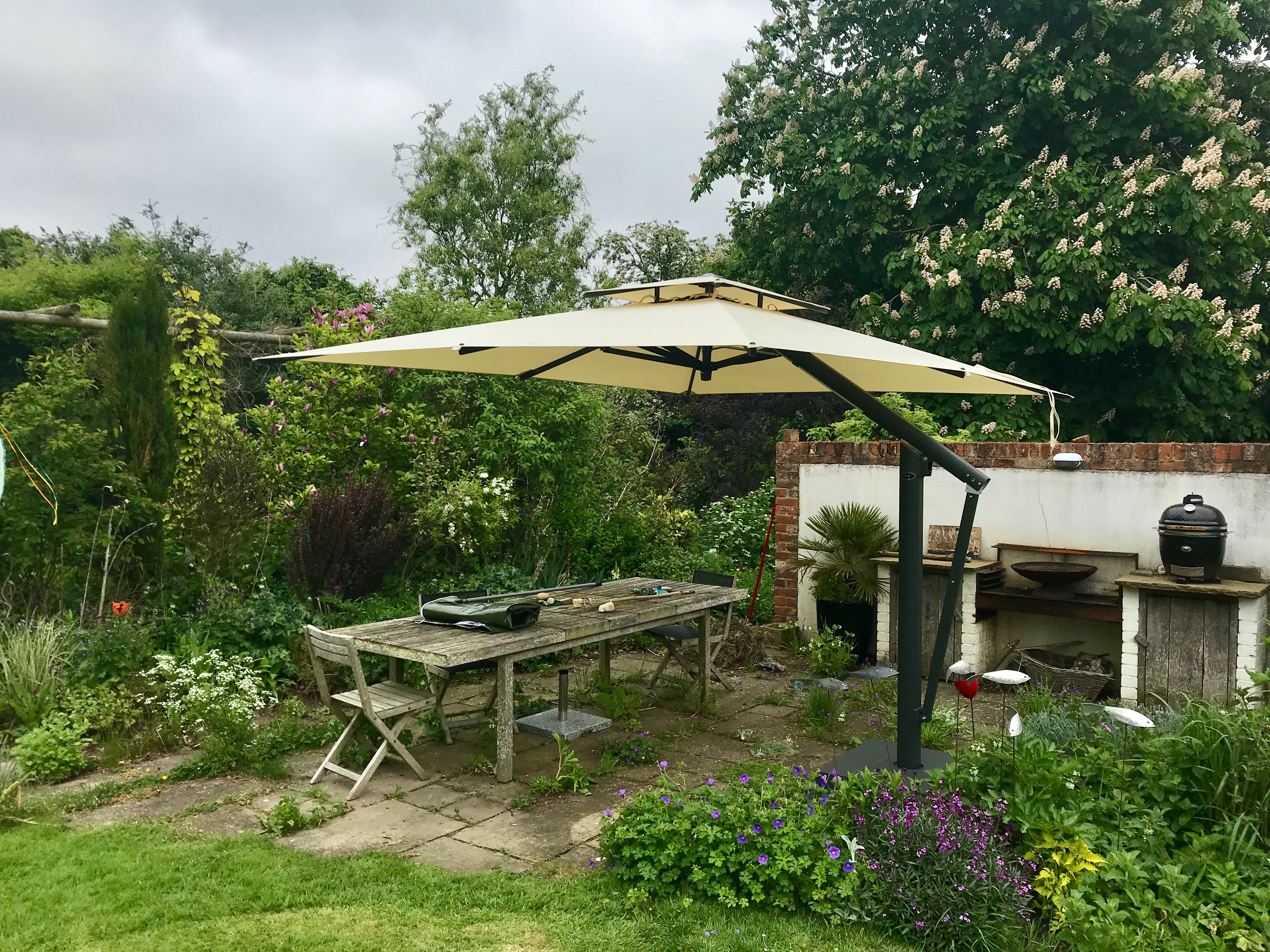 Large Parasol Suffolk