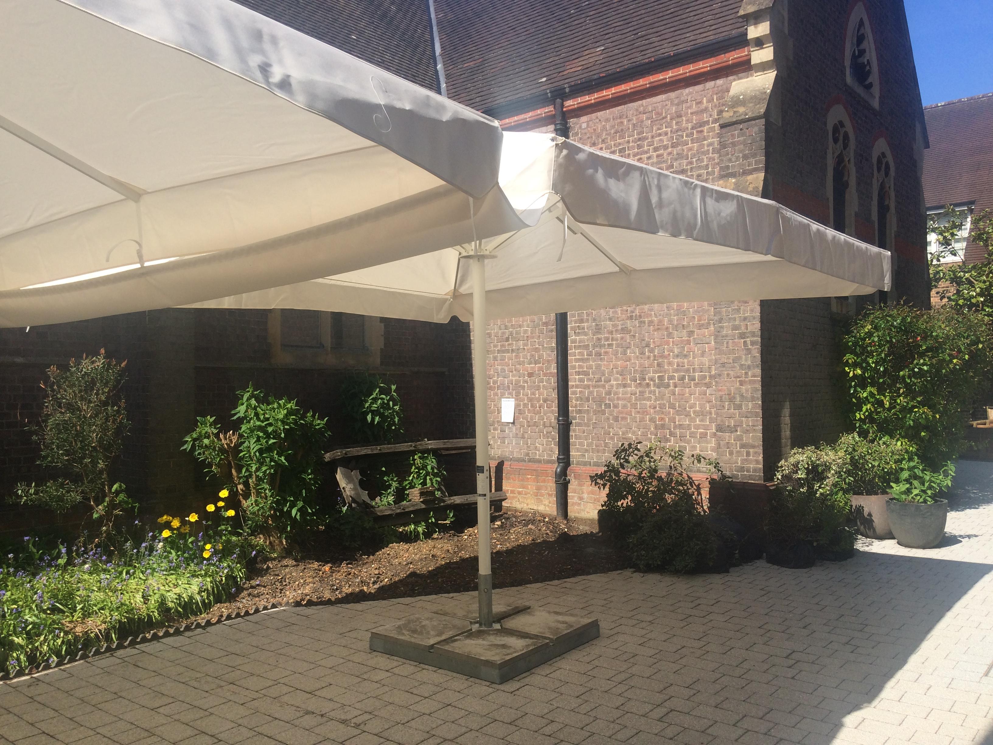 Large Umbrellas Hertfordshire